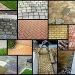 Terrassen und Wege pflastern 1